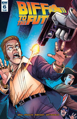 Back to the Future (2016 mini-series) #1-6 [SET] — Biff to the Future (All Regular Covers)