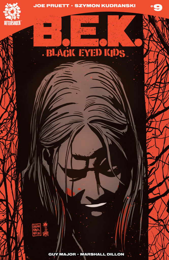 Black-Eyed Kids (2016 Series) #9