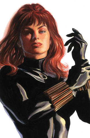 "Black Widow (2020 series) #2 (Variant ""Timeless"" Black Widow Virgin Art Cover - Alex Ross)"