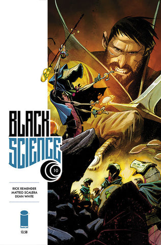 Black Science (2013 Series) #10