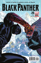 Black Panther (2016 series) #13-18 [SET] — Volume 03: The Avengers of the New World