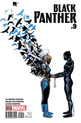 Black Panther (2016 series) #01-12 [SET] — Volume 01/02: A Nation Under Our Feet; The Complete Saga