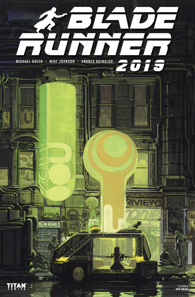 "Blade Runner 2019 (2019 series) #05-8 [SET] — Volume 02: Off World (All Variant ""B"" Covers)"