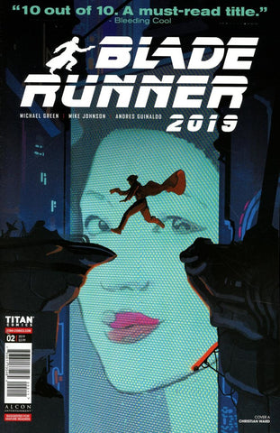 "Blade Runner 2019 (2019 series) #2 (Regular ""A"" Cover - Christian Ward)"