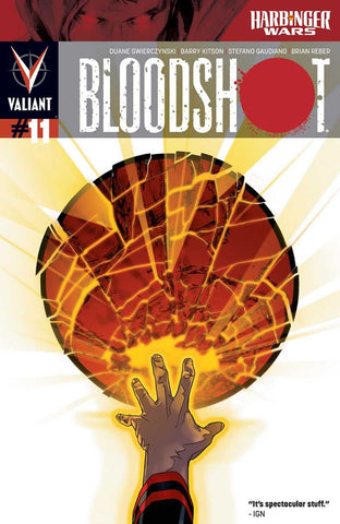 "Bloodshot (2012 Series) #11 (Regular ""A"" Cover - Kalman Andrasofszky)"