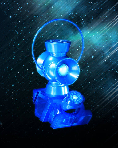 Blue Lantern 1:4 Scale Power Battery & Ring Prop