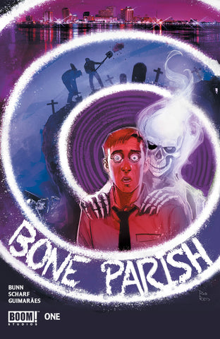 "Bone Parish (2018 series) #1 (Variant ""B"" Cover - Rod Reis)"