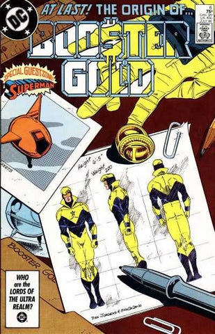Booster Gold (1986 Series) #6