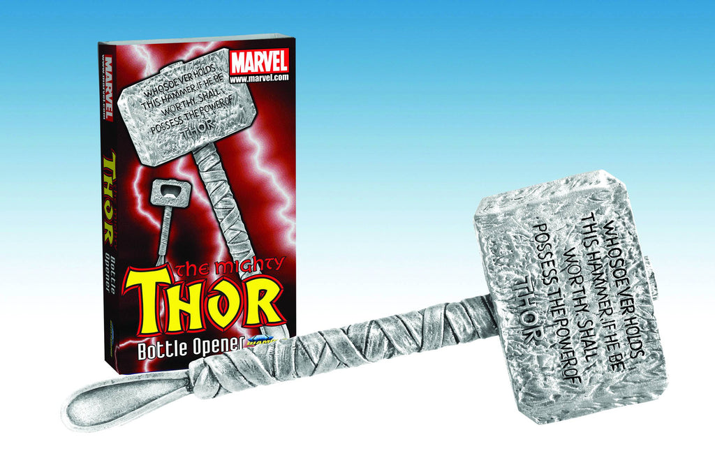 Bottle Opener – Marvel Comics – Mjolnir, The Hammer of Thor