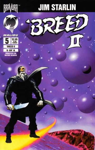 'Breed II (1994 Mini-Series) #5 (of 6)