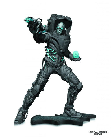 Batman: Arkham City – Mr. Freeze Full-Size Statue