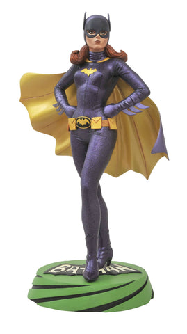 Batman: 1966 – Batgirl Premiere Collection Full-Size Statue