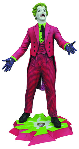 Batman: 1966 – Joker Premiere Collection Full-Size Statue