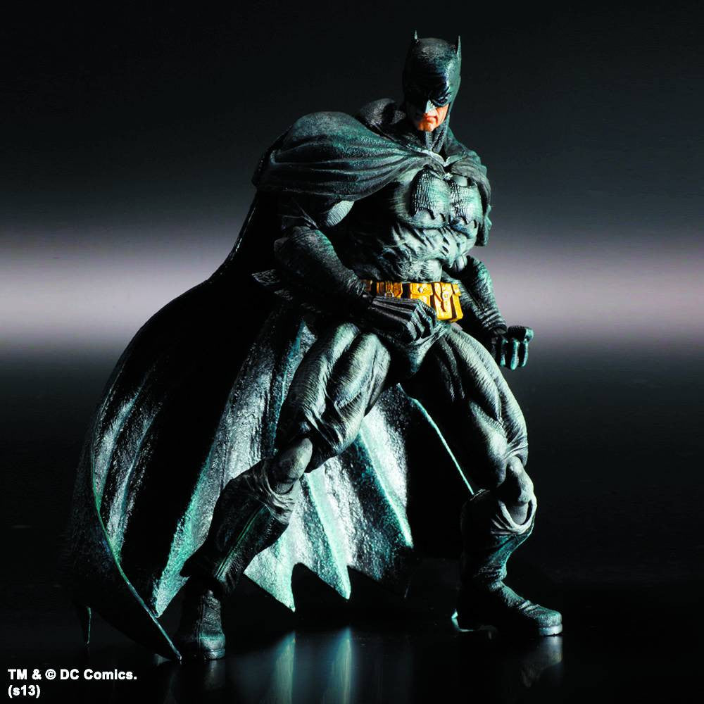 "Batman: Arkham Asylum Play Arts Kai – Batman 6"" Figure (Dark Knight Returns Version)"