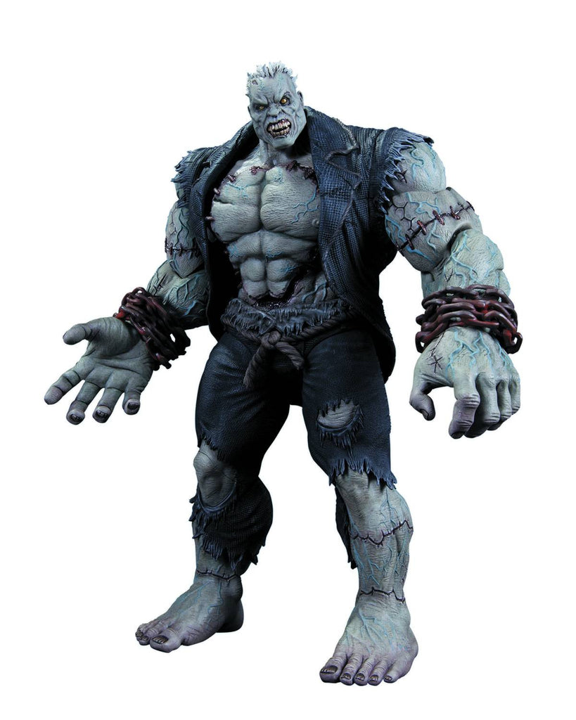 Batman: Arkham City Deluxe Figure – Solomon Grundy