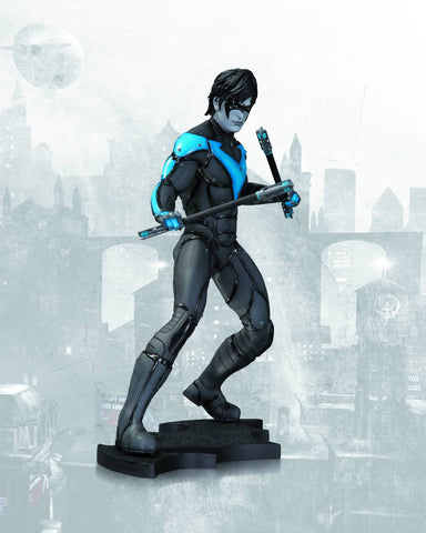 Batman: Arkham City – Nightwing Full-Size Statue
