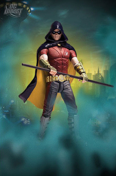 "Batman: Arkham City Series 1 – Robin 6"" Figure"