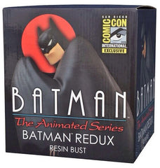 Batman Animated Series (TV) – Batman Logo Redux Bust (SDCC 2016 Exclusive)