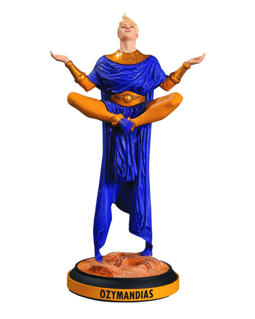 Before Watchmen – Ozymandias Full-Size Statue