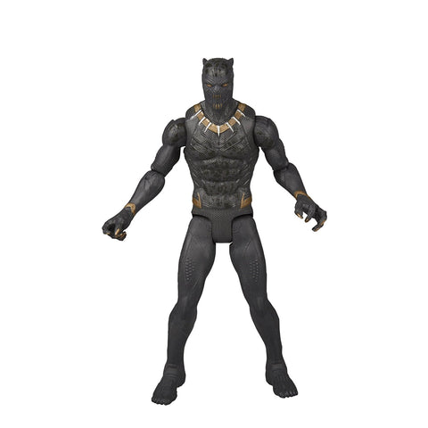 "Black Panther (Film) – Series 1 – Erik Killmonger (Movie Version) 6"" Figure with Vibranium Gear"