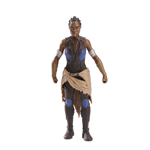 "Black Panther (Film) – Series 1 – Shuri (Movie Version) 6"" Figure with Vibranium Gear"