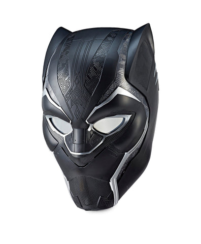 Avengers Legends Gear – Black Panther Helmet – Adult-Size Electronic Prop Replica