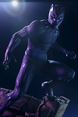 Black Panther (Film) – The Black Panther – ARTFX 1:6 Scale Statue