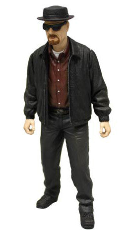 "Breaking Bad – Walter White as Heisenberg 12"" Figure"
