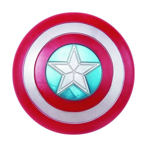 "Captain America 2: Winter Soldier (Film) – Captain America ""Retro"" Shield - 24"" Adult Size"