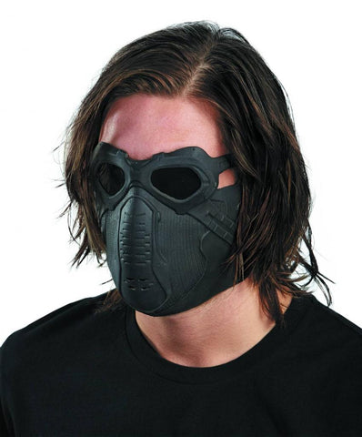 Captain America 2: The Winter Soldier (Film) – The Winter Soldier – Adult Deluxe Latex Mask
