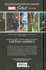 "Captain America ""The Winter Soldier"" Hardcover (2019) Marvel Select Edition"