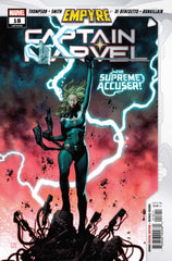 Captain Marvel (2018 series) #17-21[SET] — Volume 04: Accused (All Regular Covers)