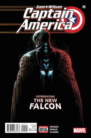 Captain America; Sam Wilson (2015 Series) #5