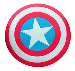 "Captain America Deluxe 23"" Metal Shield Prop Replica"