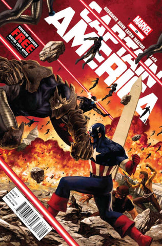 Captain America (2011 Series) #16