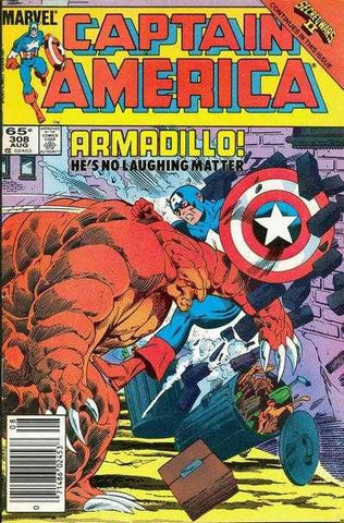 Captain America (1968 Series) #308