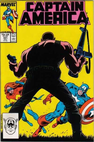 Captain America (1968 Series) #331