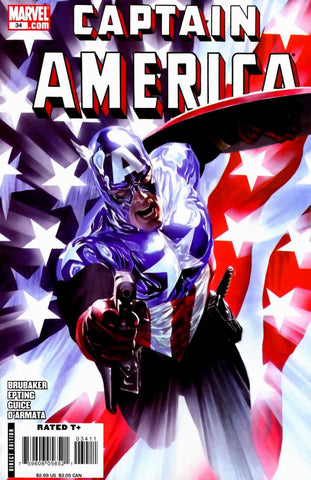 Captain America (2004 Series) #34