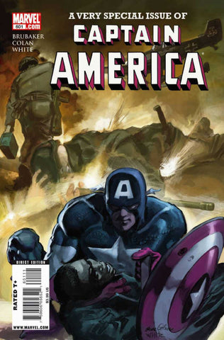 Captain America (2004 Series) #601