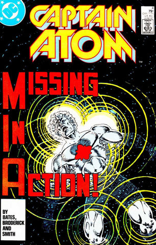 Captain Atom (1987 Series) #4