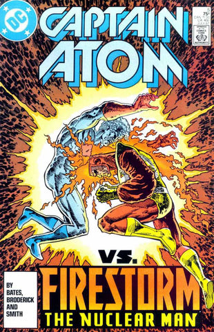 Captain Atom (1987 Series) #5