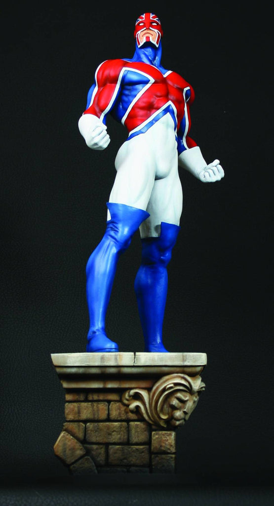 Captain Britain Full-Size Statue