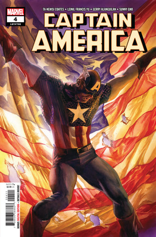 Captain America (2018 series) #4 (Regular Cover - Alex Ross)