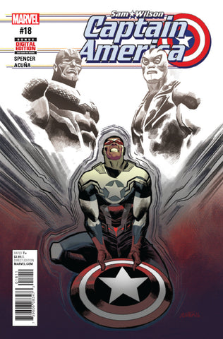 Captain America; Sam Wilson (2015 Series) #18