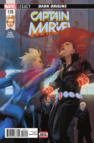 Captain Marvel (2017 Series) #126 (Regular Cover - Phil Noto)