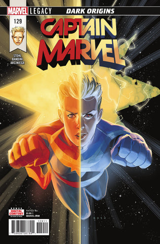 Captain Marvel (2017 Series) #129 (Regular Cover - Phil Noto)