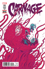 Carnage (2015 series) #11-16 [SET] — Volume 03: What Dwells Beneath