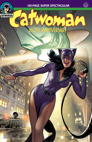 "Catwoman 80th Anniversary 100 page Super Spectacular (2020 one-shot) #1 (Variant ""1940's"" Cover - Adam Hughes)"