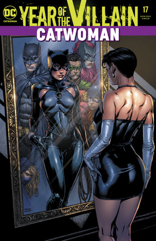 Catwoman (2018 Series) #17 (Regular Acetate Cover - David Finch)