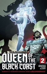 "Cimmerian (2019 mini-series) #1-2 [SET] — Volume 01: Queen of the Black Coast (All Variant ""B"" Covers)"